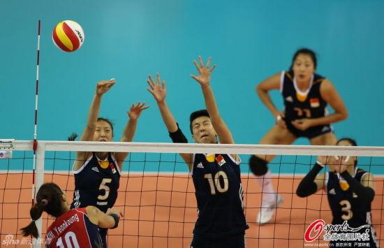 中国女排无缘五连冠