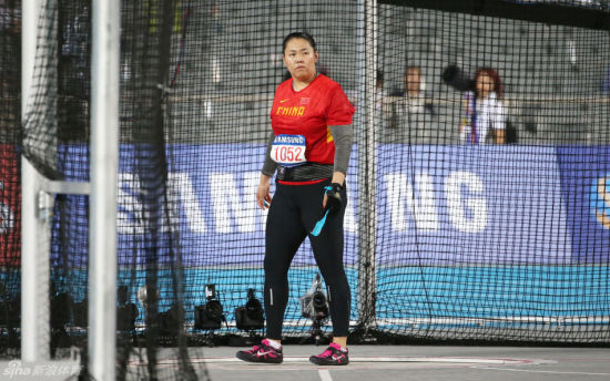 张文秀涉嫌禁药 亚运会金牌被剥夺