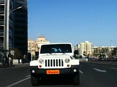 汽车测试B计划:2012款Jeep牧马人