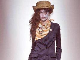 Vivienne Westwood Red Label 2014伦敦春夏秀场