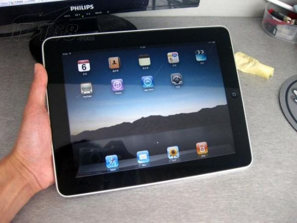 3G版iPad上市的技术流程已经完成(资料图片)中广网