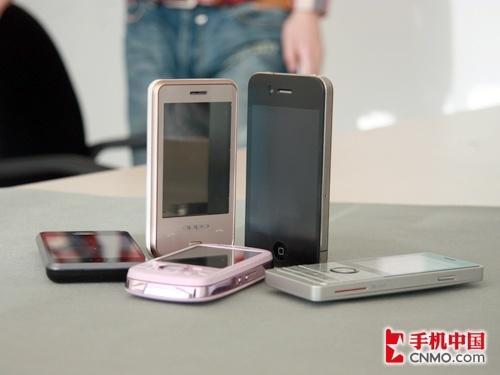 iPhone4难称王时下最潮音乐手机对比